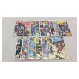 Classic X-Men- 13 books