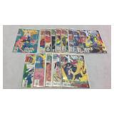 Classic X-Men- 14 books