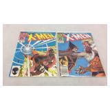 The Uncanny Xmen- 2 books
