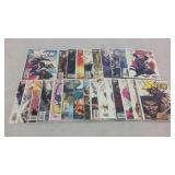 The Uncanny Xmen- 25 books
