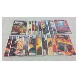 Uncanny Xmen- 20 books