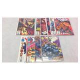 Xmen- 10 books