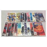 Astonishing Xmen- 20 books