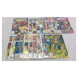 X-Force- 20 books