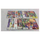 X-Force- 17 books