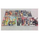 Assorted Comics- 23 books
