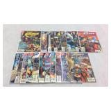 Young Justice- 19 books