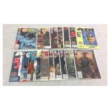 Assorted Comics- 18 books