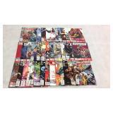 Assorted Comics- 37 books