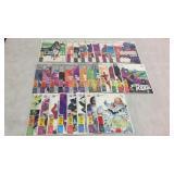Tangent Comics- 30 books