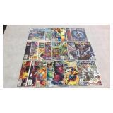 Assorted Comics- 22 books
