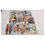 Assorted Comics- 30 books