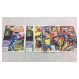 Assorted Comics- 6 books