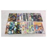 Assorted Comics- 20 books