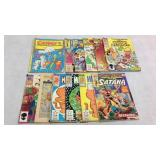 Assorted Comics- 12 books