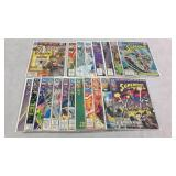 Superman in Action Comics- 20 books