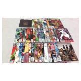 Assorted Comics- 40 books