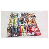 Assorted Comics- 44 books