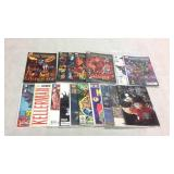 Assorted Comics- 17 books