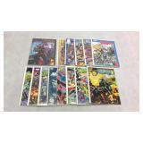 Assorted Comics-14 books