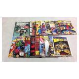 Assorted Illustrated Comics- 18 books