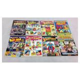 Assorted giant Issues- 8 books