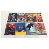 Batman Assorted graphic novels- 8 books