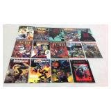 Batman Assorted graphic novels- 14 books