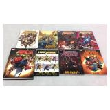 The New Avengers Assorted graphic novels- 8 books