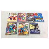 Superman Assorted graphic novels- 7 books