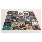 Assorted Batman graphic novels- 15 books