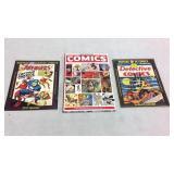 DC comics assorted calendar- 3 books