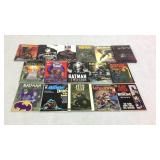 Batman Assorted graphic novels- 16 books