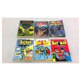 Batman Assorted graphic novels- 6 books