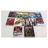 Batman Assorted graphic novels- 12 books