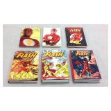 The Flash Assorted graphic novels- 6 books