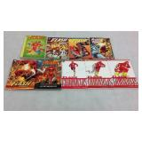 The Flash Assorted graphic novels- 9 books