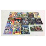 Assorted graphic novels- 14 books