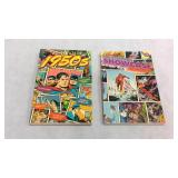 Assorted graphic novels- 2 books