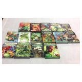 Green Lantern assorted graphic novels- 15 books