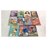 Wonder Woman Assorted graphic novels- 11 books