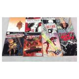 Assorted graphic novels- 12 books