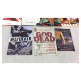 Assorted graphic novels- 11 books