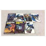 Batman Assorted graphic novels- 7 books