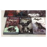 Batman Assorted graphic novels- 11 books