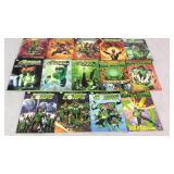 Green Lantern Assorted graphic novels- 14 books