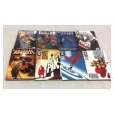 The Punisher Assorted graphic novels- 8 books