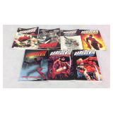 Daredevil assorted graphic novels- 7 books