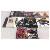 Batman Assorted graphic novels- 10 books