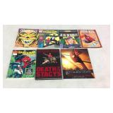 Spider-Man Assorted graphic novels- 7 books
